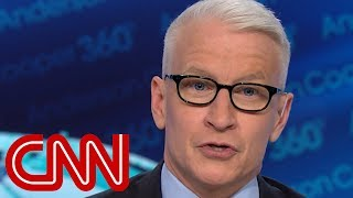 Anderson Cooper debunks Trump's Mueller rant