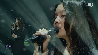 Lee Hi 한숨 Breathe 0327 Sbs Inkigayo