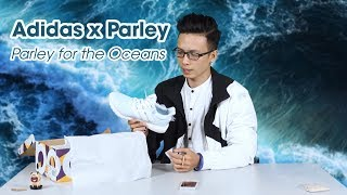 a4d7f2c0b Adidas X Parley Ultraboost 3.0 white   unbox   review