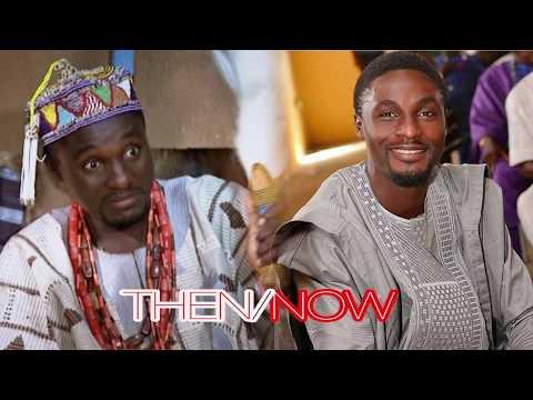 Watch amazing flashback video of actor Adeniyi Johnson