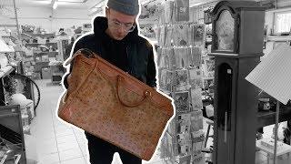 MCM Tasche im Secondhand Laden? | Können wir hier Geld machen?