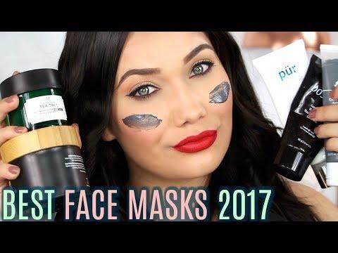 Facial mask na may bigas gatas, honey