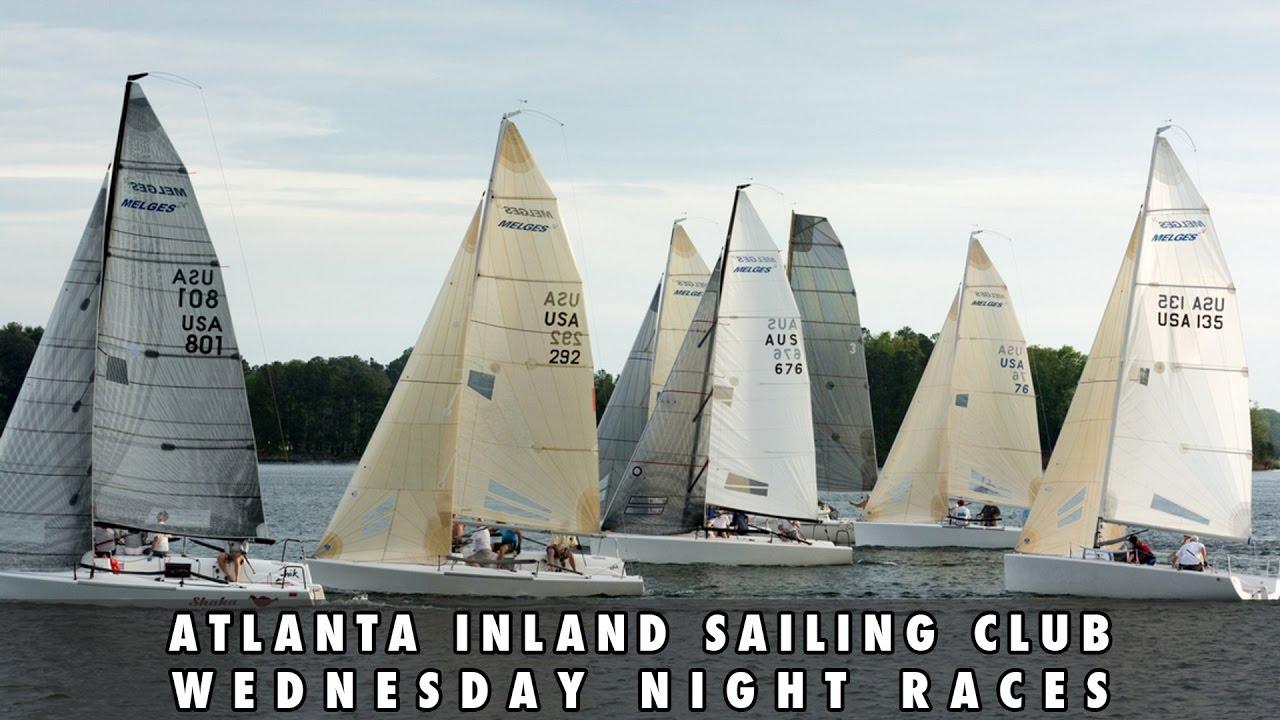 Atlanta Inland Sailing Club - Wednesday Night Races