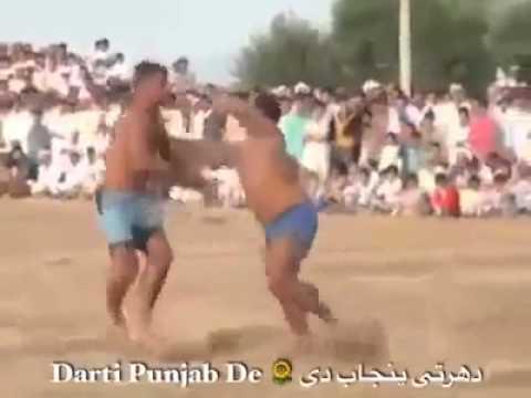 Đấu võ đài level... Ả Rập