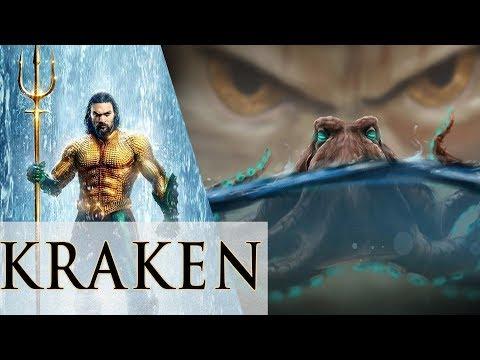 AQUAMAN | THE KRAKEN (KARATHEN?) | DCEU & Greek Mythology #4 | Myth Stories