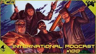 International Podcast #100 Episode Celebration! & Game News - SPIDERMAN