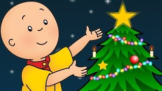 CAILLOU 2016   Christmas Is Coming   Caillou Full Episodes   Christmas Special   Cartoons For Kids