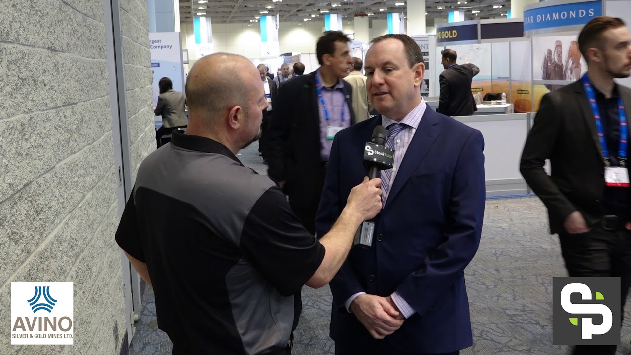 Avino Gold & Silver, update with Pres/CEO David Wolfin at the 2018 PDAC in Toronto