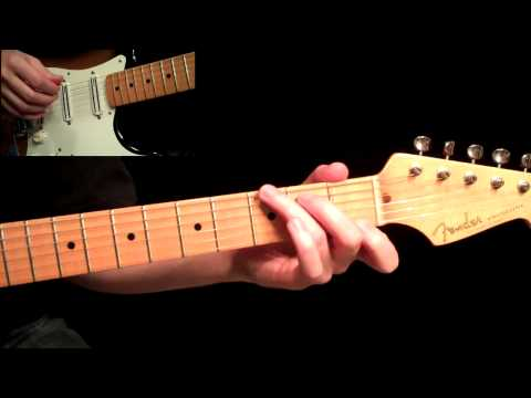 Basic Seventh Chords - Beginner Guitar Lesson