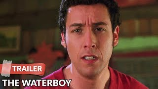 The Waterboy 1998 Trailer   Adam Sandler   Kathy Bates