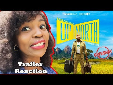 UP NORTH MOVIE TRAILER REVIEW + GIVEAWAY