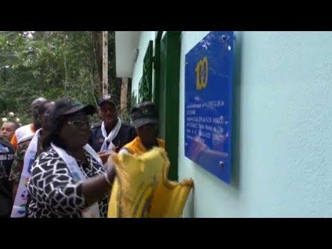 Environnement: LION'S CLUB pose des actions en faveur du parc du Banco