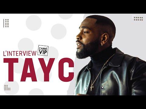 Tayc le temps d'un interview (Carré VIP)