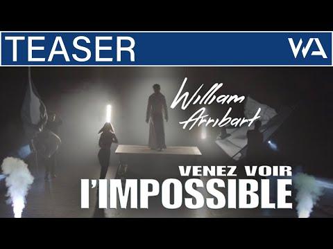 William Arribart - Magicien - Petit Paumé