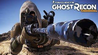 Ghost Recon Wildlands: Stealth Assassin Gameplay