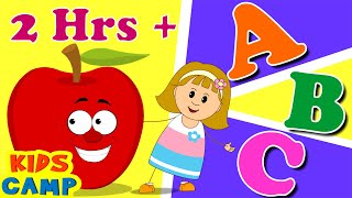 ABC Songs For Children | Popular Nursery Rhymes Collection By Kidscamp