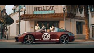 911 Targa 4S Heritage Design Edition Trailer