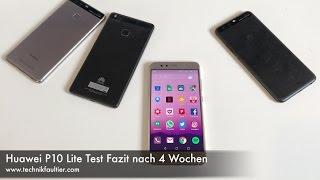 Huawei P10 Lite Test Fazit nach 4 Wochen