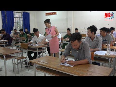 Ngày thi thứ hai kỳ thi THPT quốc gia 2018:  Đề thi dài và có sự phân hóa cao