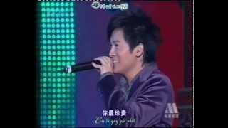 [Vietsub + Kara] Em là quý giá nhất (你最珍贵 / Ni zui zhen gui) - Tô Hữu Bằng & Trương Lương Dĩnh