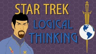 STAR TREK Logical Thinking #8 - Argumentum Ad Baculum (Appeal to Force)