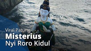 Viral Foto Patung Nyi Roro Kidul di Pantai Selatan Bali, Pemasang Akui Dapat Bisikan seusai Meditasi