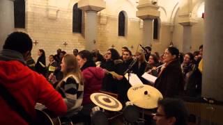 preview picture of video 'Diocèse de Créteil - Célébration de Mardi Gras à Saint-Maur-des-Fossés'