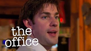 Jim Runs Into Roy  - The Office US