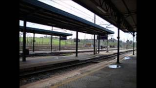 preview picture of video 'Annunci alla Stazione di Caltanissetta Xirbi'