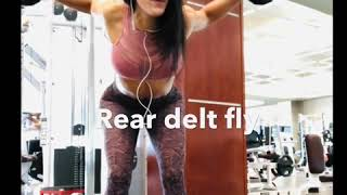 FASTED WEIGHT LIFTING - Shoulders and Chest