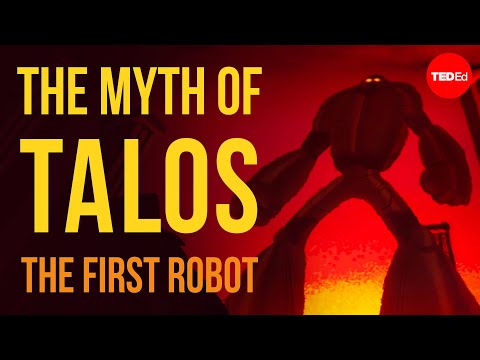 Talós: první robot