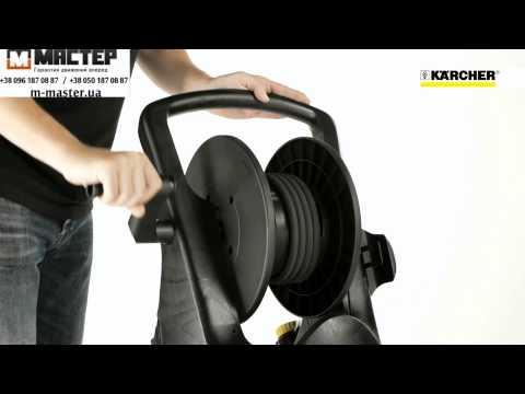 Обзор аппарата высокого давления воды Karcher HD 13/18 S Plus