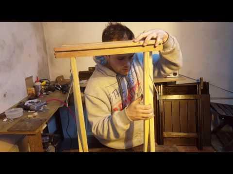 Armado sillón director