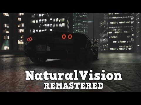 GTA V Natural Vision + L A Roads MOD On GTX 1070 AMP / i5