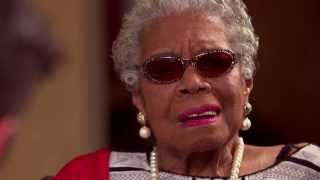 Maya Angelou's Conversation With Tupac Shakur
