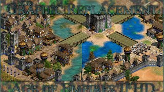 Age Of Empires II HD - Mod Graphic Replacement