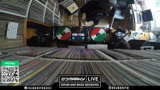 DJ Marky - Live @ Home x Drum And Bass Sessions [06.02.2021]