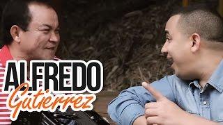 Un Amor Viejo No Se Olvida - Alfredo Gutierrez feat. Felipe Pelaez (Video)