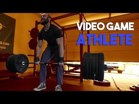 This Dude Works Out, Streams Video Games for a LIVING!