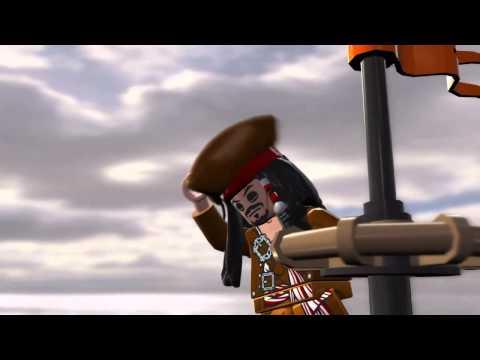 Видео № 0 из игры Lego Pirates Of The Caribbean (Б/У) (без коробочки) [3DS]