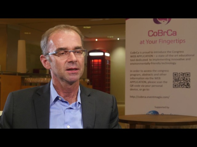 Which drug is more effective for the treatment of breast cancer: denosumab or bisphosphonates?