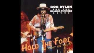 "Bob Dylan-""You're Gonna Make Me Lonesome When You"" Fortworth, TX 1976"