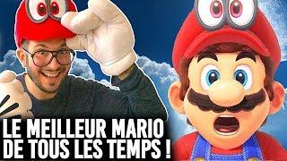 TEST SUPER MARIO ODYSSEY, LE MEILLEUR MARIO DE TOUS LES TEMPS !