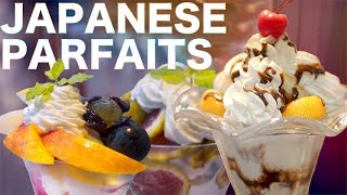 Japanese Parfaits - The Good and the Ugly