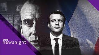 Emmanuel Macron: Populism's Nemesis Or Catalyst? - BBC News