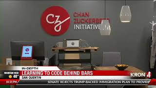 KRON 4 features graduate from San Quentin's Code.7370