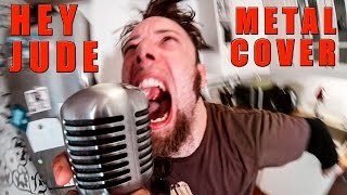 Hey Jude (metal cover by Leo Moracchioli) - YouTube