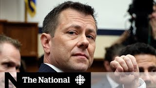 Peter Strzok fired by FBI for anti-Trump texts