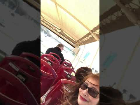 Dubai tour (riding bus tour)