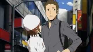Durarara!!-Opening 1-Uragiri No Yuuyake